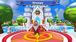 Grumpy Disney Magic Kingdoms Welcome Screen