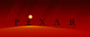 Incredibles 2 PIXAR logo