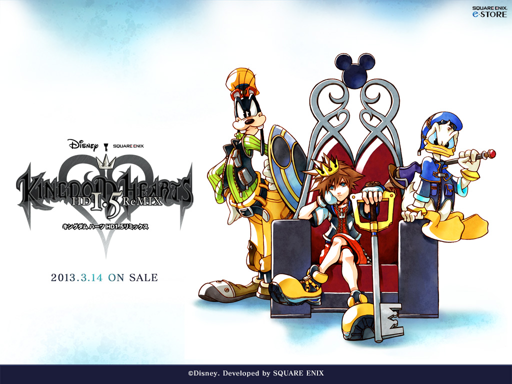 Kingdom Hearts Hd I5 Remix Disney Wiki Fandom Powered By Wikia Ps4 Kingdoms Heart 15 25 Region 3 Kh15 Wallpaper 1024x768