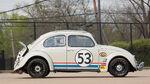 NASCAR Herbie side