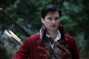 Once Upon a Time - 5x17 - Her Handsome Hero - Publicity Images - Gaston