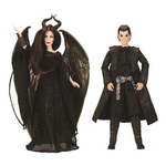 Royal Coronation Maleficent and Diaval Dolls