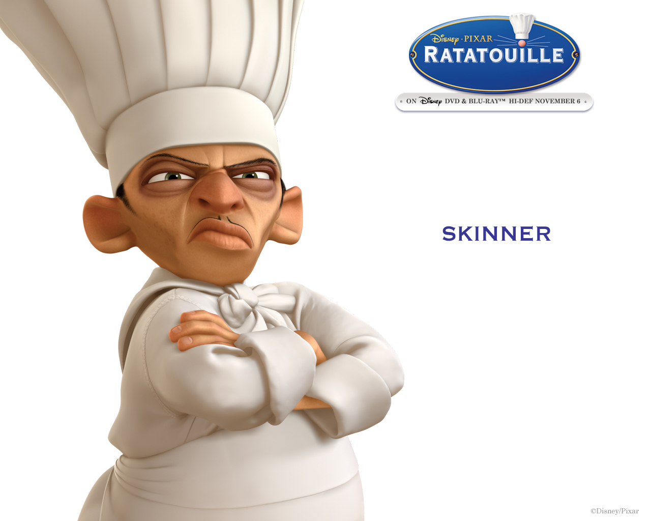 Chef Skinner | Disney Wiki | FANDOM powered by Wikia