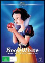 Snow White and the Seven Dwarfs 2016 AUS DVD
