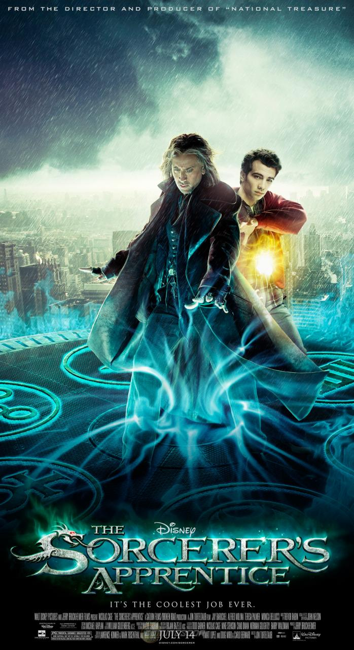 The Sorcerers Apprentice Film