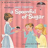 Spoonful of Sugar 45 cover