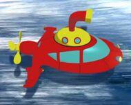 Submarine Rocket LE