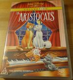 The Aristocats 2001 AUS DVD Second