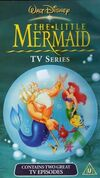The little mermaid tv series uk vhs