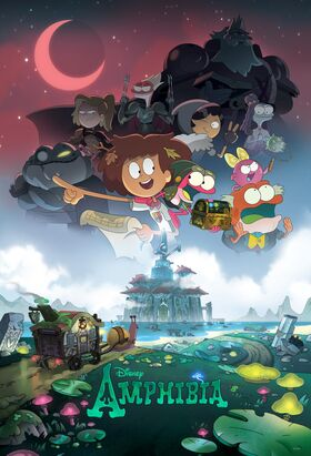 Amphibia Season 2 poster 2