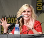 Ashley Eckstein SDCC