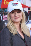 Bonnie Hunt at Cars Land grand opening