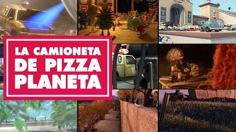 Buscando la camioneta de Pizza Planeta