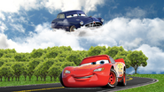 Doc Hudson in Heaven Fanart
