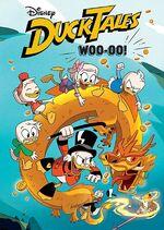 DuckTales 2017 Woo-oo DVD