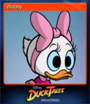 Ducktales Remastered Webby