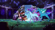 S2e15 unicorn battle is cut