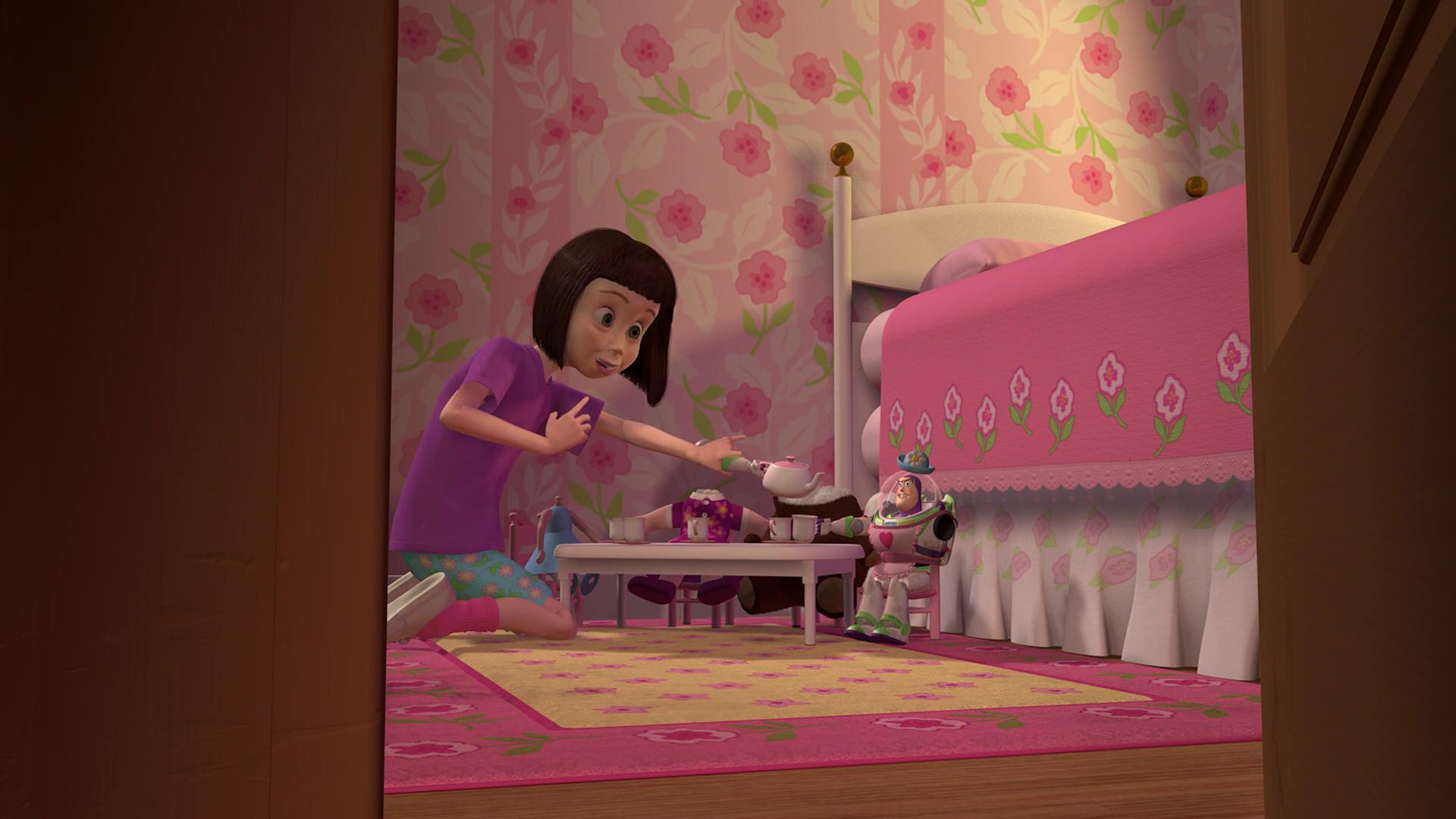 Toy Story Hannah : Image hannah phillips screenshot disney wiki