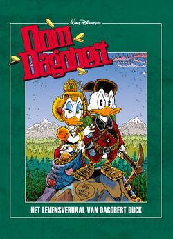 Het levensverhaal van Dagobert Duck cover