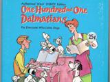 One Hundred and One Dalmatians (Tell-A-Tale Book)