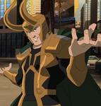 Loki UltimateSpiderMan