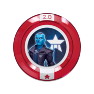 Marvel Team Up Yondu Disc