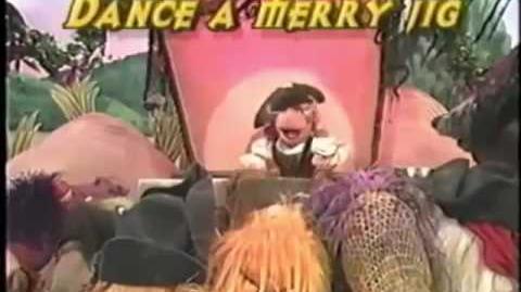 Muppet Sing-Alongs Muppet Treasure Island - Real Pirate (1996)