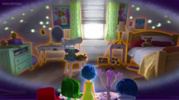 New Room Daydream