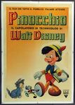 Pinocchio italian poster