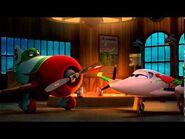Planes Australian Rochelle with El Chu