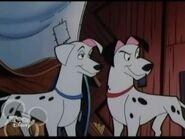 Pongo and Perdita in 101 Dalmatians TV series 2