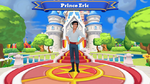 Prince Eric Disney Magic Kingdoms Welcome Screen