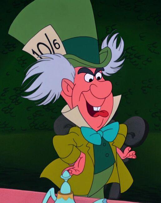 Mad Hatter   Disney Wiki   FANDOM powered by Wikia