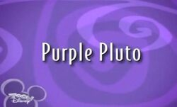 Purple pluto intro