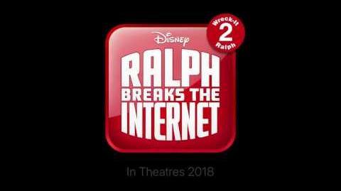 Ralph Breaks the Internet Wreck-It Ralph 2 - Motion Logo