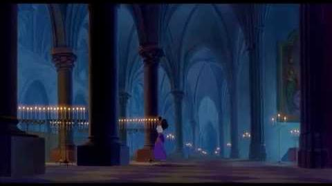 De Klokkenluider van de Notre Dame Liedje Esmaralda's Gebed Disney NL