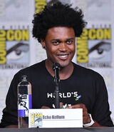 Echo Kellum SDCC18
