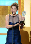 Eden Sher at Critics Choice Awards