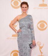 Emily Deschanel 65th Emmys