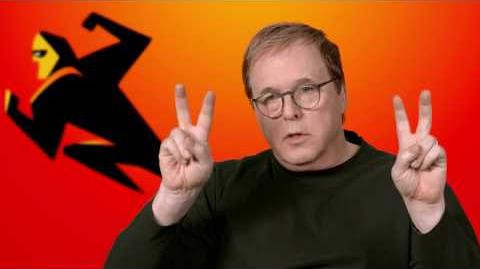 Incredibles 2 Behind The Scenes Brad Bird Interview