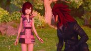 KHIII Kairi's New Look