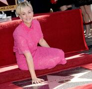 Kaley Cuoco Hollywood Walk of Fame
