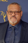 Laurence Fishburne 70th Emmys