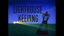 Lighthouse-keeping