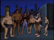 Manhattan Clan (Human) and Elisa (Gargoyle) - The Mirror
