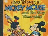 Mickey Mouse and the Boy Thursday