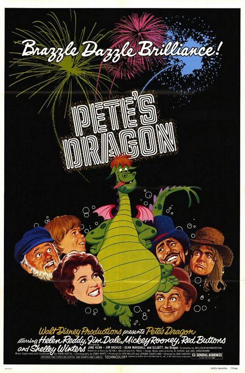 Pete S Dragon Disney Wiki Fandom Powered By Wikia