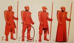 Praetorian Guard Concep Art