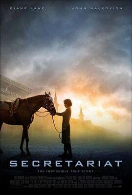 Secretariat Poster