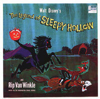 Sleepy hollow album cover